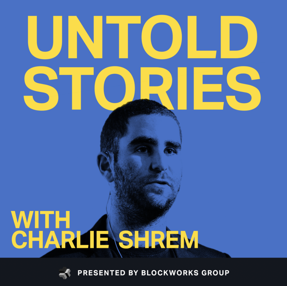 Untold Stories with Charlie Shrem